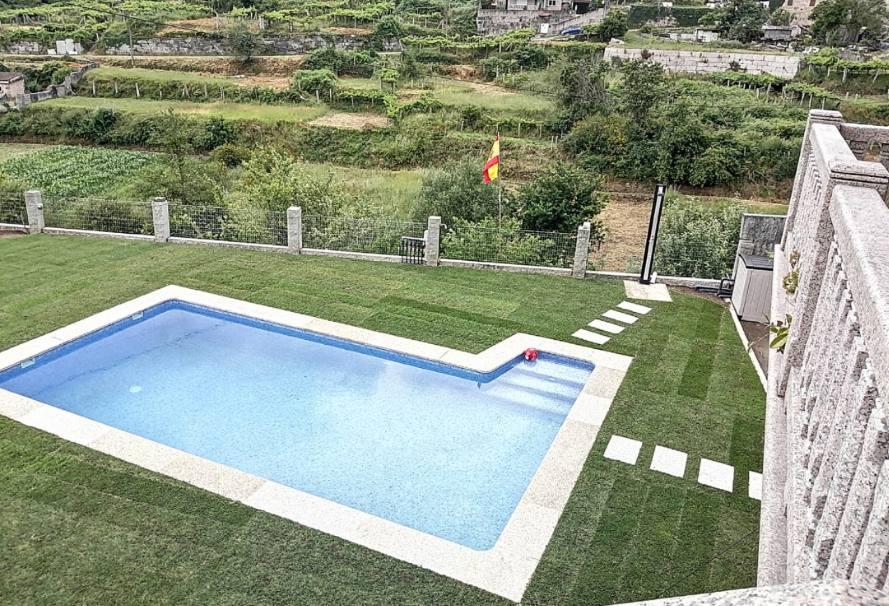 construcción de piscinas en pontevedra