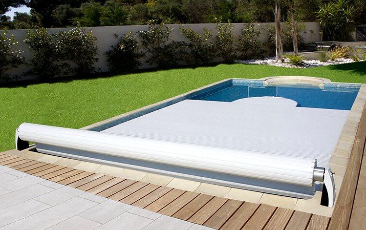 cubierta de lama para piscinas