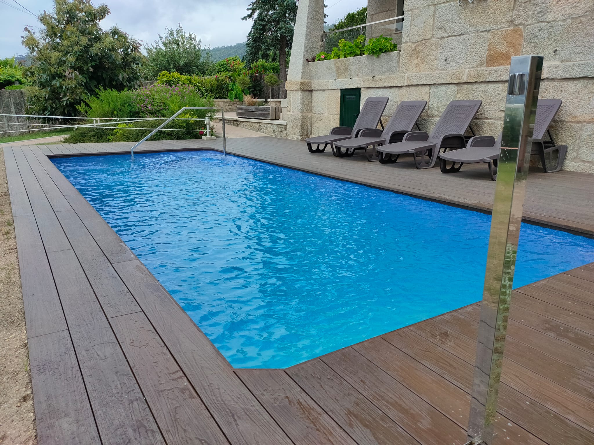 inspiración con piscinas elifra
