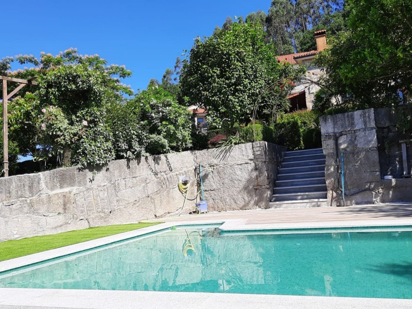 piscina 7x4 inspiración elifra